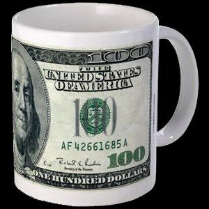 100 Dollar Bill Products
